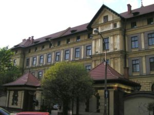 Dom Pomocy Społecznej im. L. i A. Helclów w Krakowie