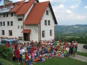 Ośrodek Opiekuńczo-Wychowawczy w Żmiącej koło Limanowej